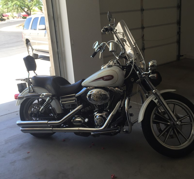 Photo of a 2007 Harley-Davidson® FXDL Dyna® Low Rider®