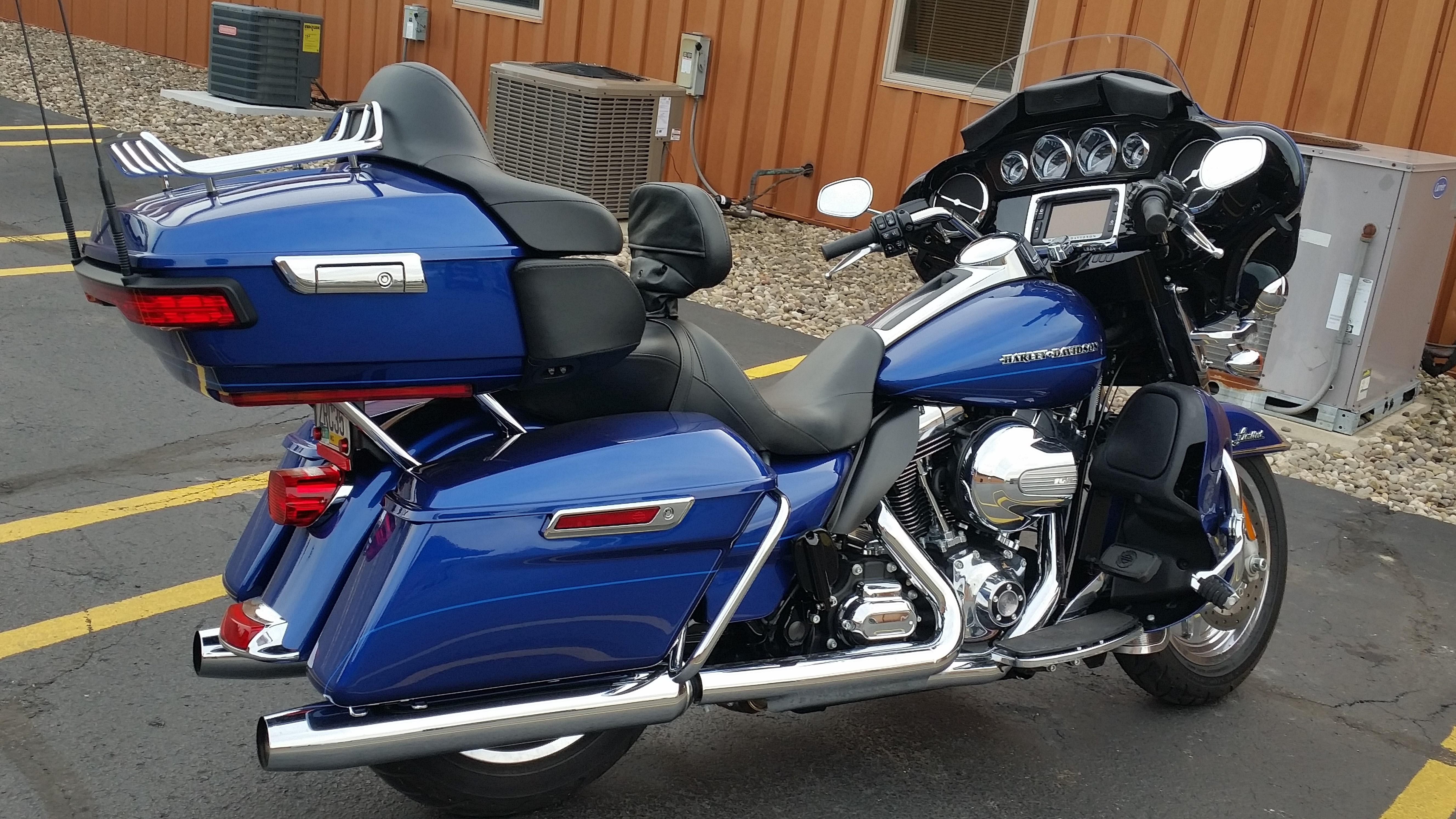 2015 Harley Davidson Flhtkl Ultra Limited Low Superior