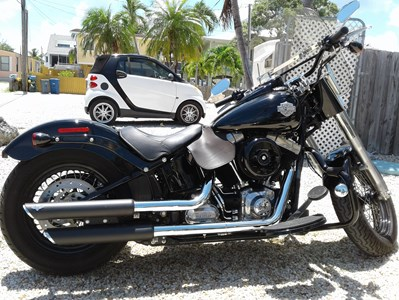 Harley Softail For Sale >> 2014 To 2018 Used Harley Davidson Motorcycles Near De Land Fl For