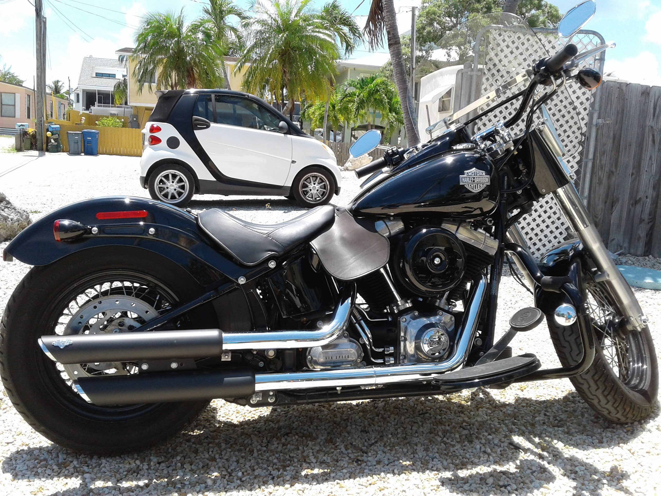 Harley Davidson Slim: All New & Used Harley-Davidson® Softail Slim™ For Sale