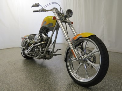 Used 2008 Ness Motorcycles Highliner