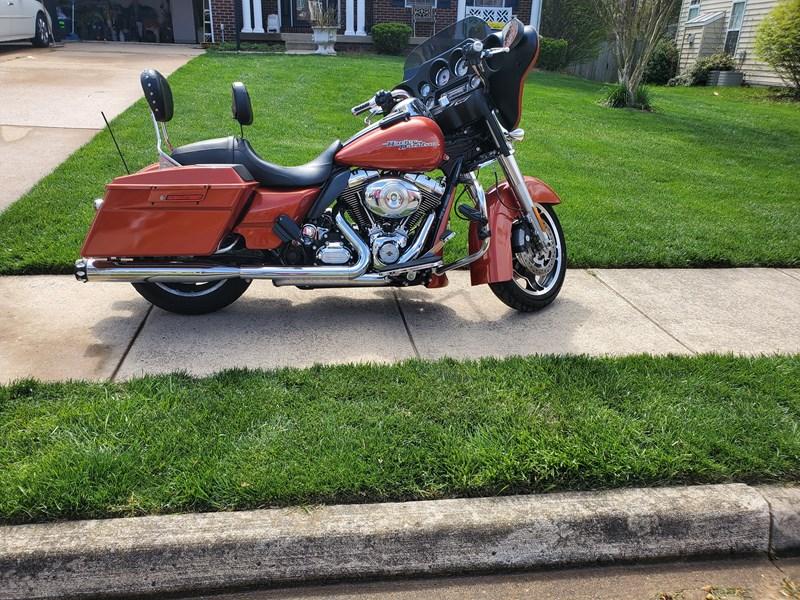 Photo of a 2011 Harley-Davidson® FLHX103 Street Glide® PowerPak