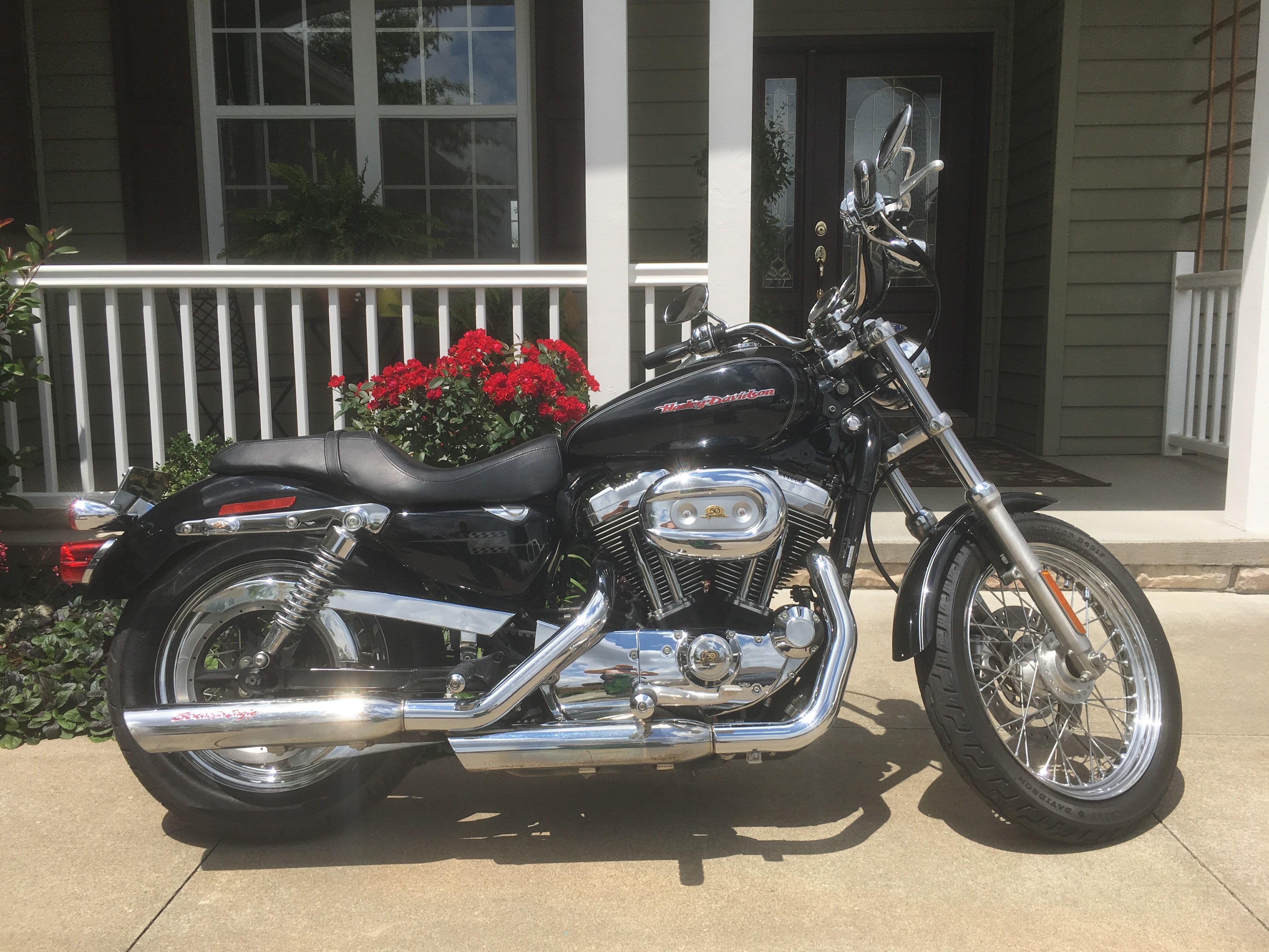 2007 Harley-Davidson® XL50 Sportster® 1200 50th ...