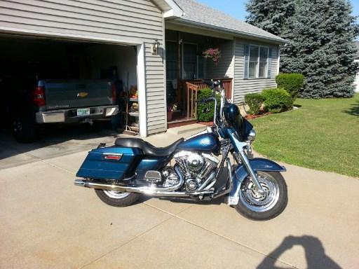 Photo of a 2004 Harley-Davidson®  Custom