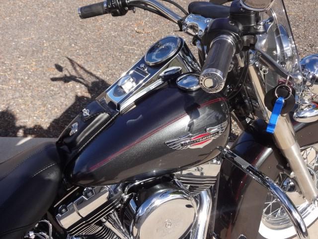 2005 Harley Davidson 174 Flstn I Softail 174 Deluxe Metallic