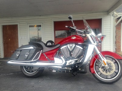 Used 2008 Victory Kingpin® Deluxe