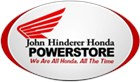 John Hinderer Honda Powerstore's Logo