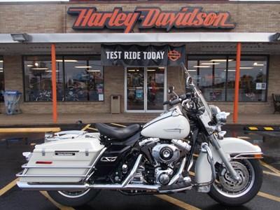 Used 2001 Harley-Davidson® Road King® Police