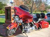 Photo of a 2008 Harley-Davidson® FLHR Road King® Firefighter/Peace Officer