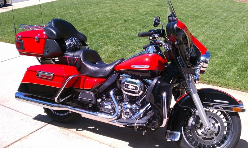 Harley Davidson Flhtk Trailer Hitch
