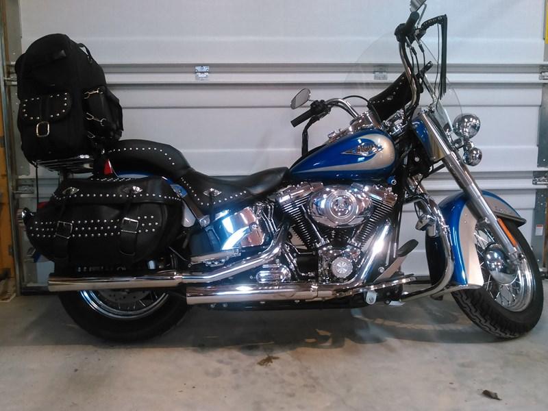 Harley Davidson Columbia Sc >> 2009 Harley-Davidson® FLSTC Heritage Softail® Classic ...