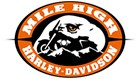 Mile High Harley-Davidson's Logo