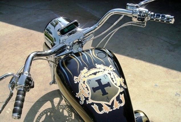 2017 Harley Dealer San Diego >> 1997 Harley-Davidson® FXD Dyna® Super Glide® (Black, 24 Ct. Gold & Platinum), Phillips Ranch ...