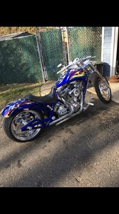 Used 2002 Bourget Bike Works Fat Daddy