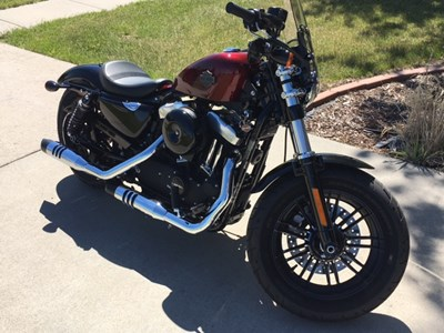 All New Used Harley Davidson Sportster Forty Eight For Sale