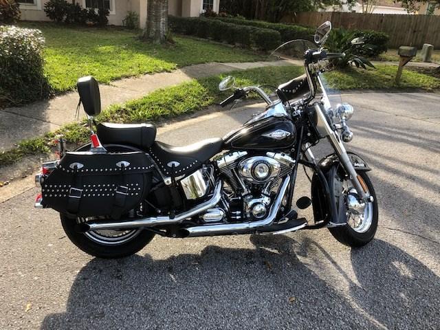Photo of a 2012 Harley-Davidson® FLSTC Heritage Softail® Classic