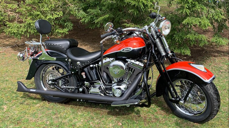 Photo of a 2006 Harley-Davidson® FLSTS/I Heritage Springer®