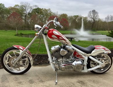 Used 2004 Swift Bar Chopper