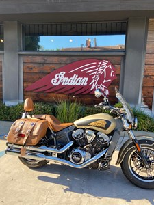 Used 2020 Indian® Motorcycle Scout Icon