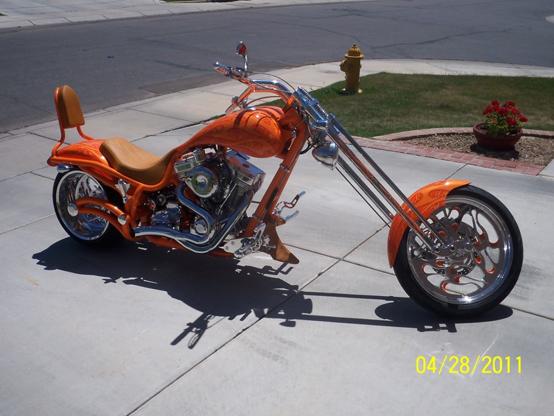 Photo of a 2011 Bourget Bike Works  Fat Daddy 330 Limo