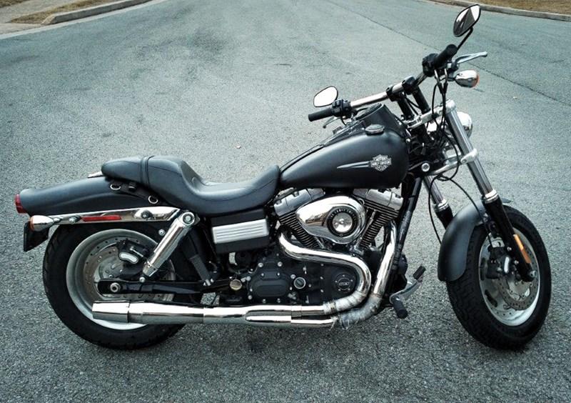 Photo of a 2013 Harley-Davidson® FXDF Dyna® Fat Bob®