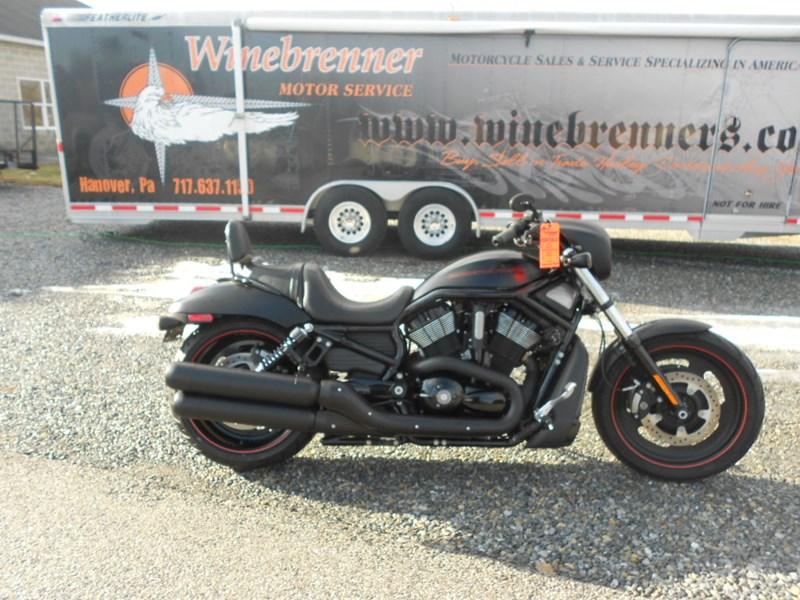 Photo of a 2008 Harley-Davidson® VRSCDX V-Rod® Night Rod® Special