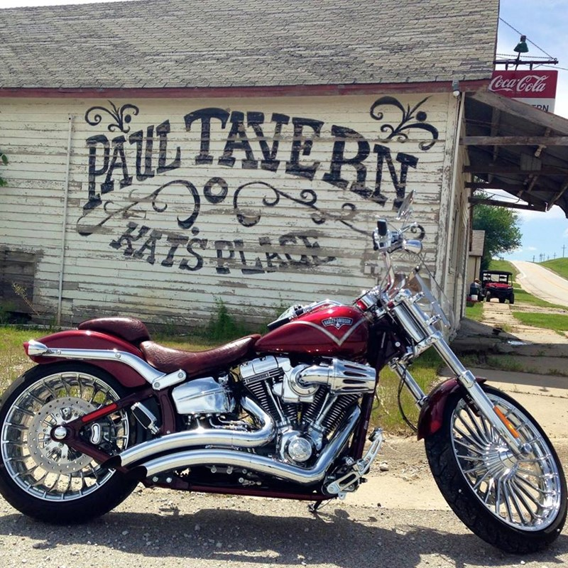 Photo of a 2013 Harley-Davidson® FXSBSE CVO™ Breakout