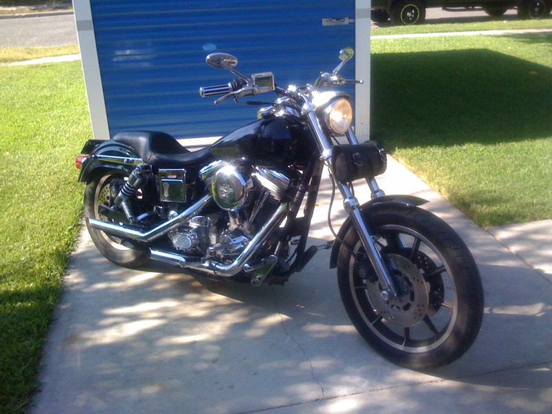 Photo of a 1992 Harley-Davidson® FXDC Dyna® Custom