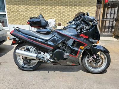 Used 1988 Kawasaki Ninja 750R