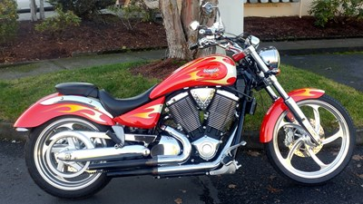 Used 2005 Victory Ness Signature Vegas