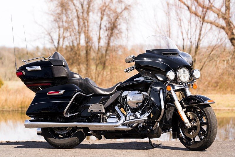 Photo of a 2014 Harley-Davidson® FLHTCU Ultra Classic® Electra Glide® Firefighter/Peace Officer