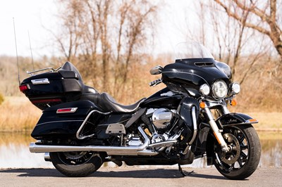 Used 2014 Harley-Davidson® Ultra Classic® Electra Glide® Firefighter/Peace Officer