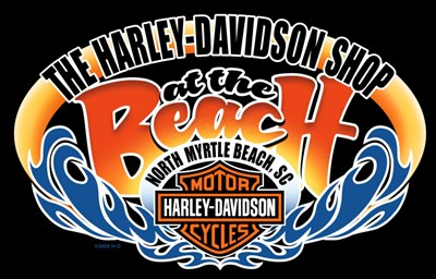 Harley-Davidson Shop at the Beach