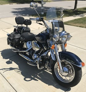Used 2005 Harley-Davidson® Heritage Softail® Classic® Firefighter/Peace Officer