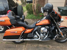 Photo of a 2016 Harley-Davidson® FLHTK Electra Glide® Ultra® Limited