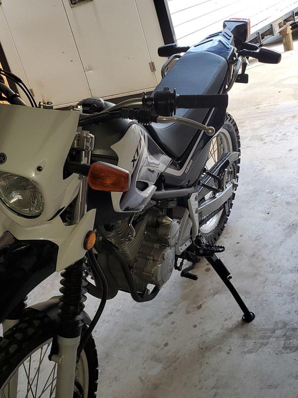 Photo of a 2013 Yamaha XT250