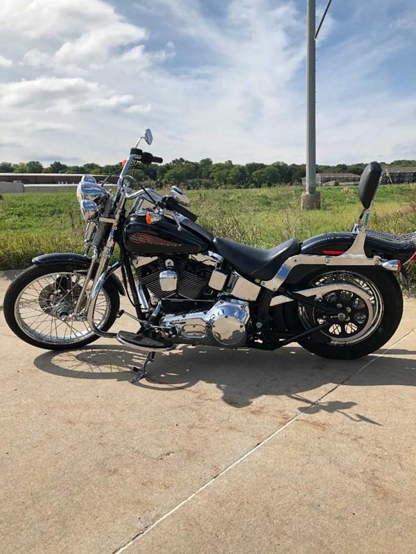 Photo of a 2004 Harley-Davidson® FXSTS/I Springer® Softail®
