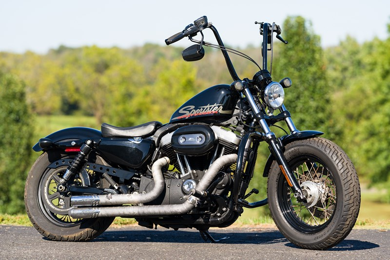 Photo of a 2010 Harley-Davidson® XL1200X Sportster® Forty-Eight