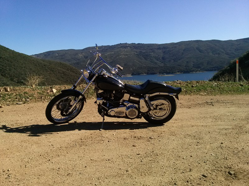 Photo of a 1982 Harley-Davidson® FXWG Wide Glide®
