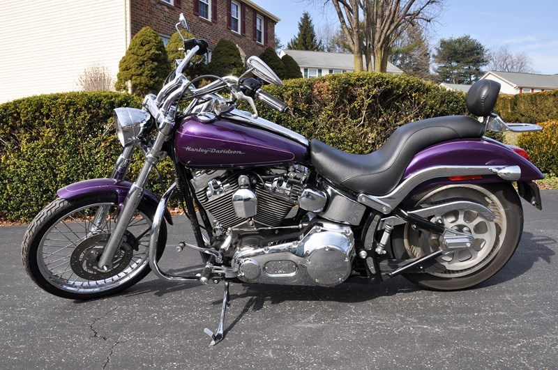 Photo of a 2001 Harley-Davidson® FXSTD/I Softail® Deuce™