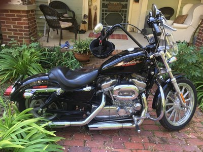 Used 2004 Harley-Davidson® Sportster® 883 Low™