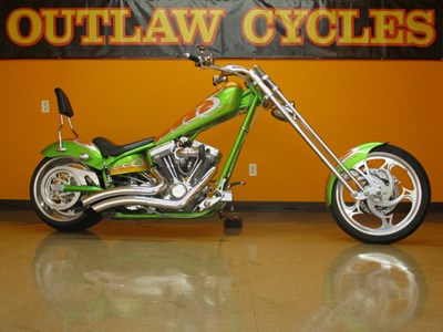 Used 2005 American IronHorse Texas Chopper