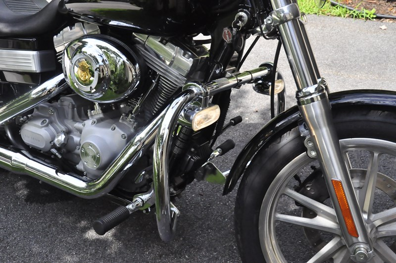 Photo of a 2006 Harley-Davidson® FXDC/I Dyna® Super Glide® Custom