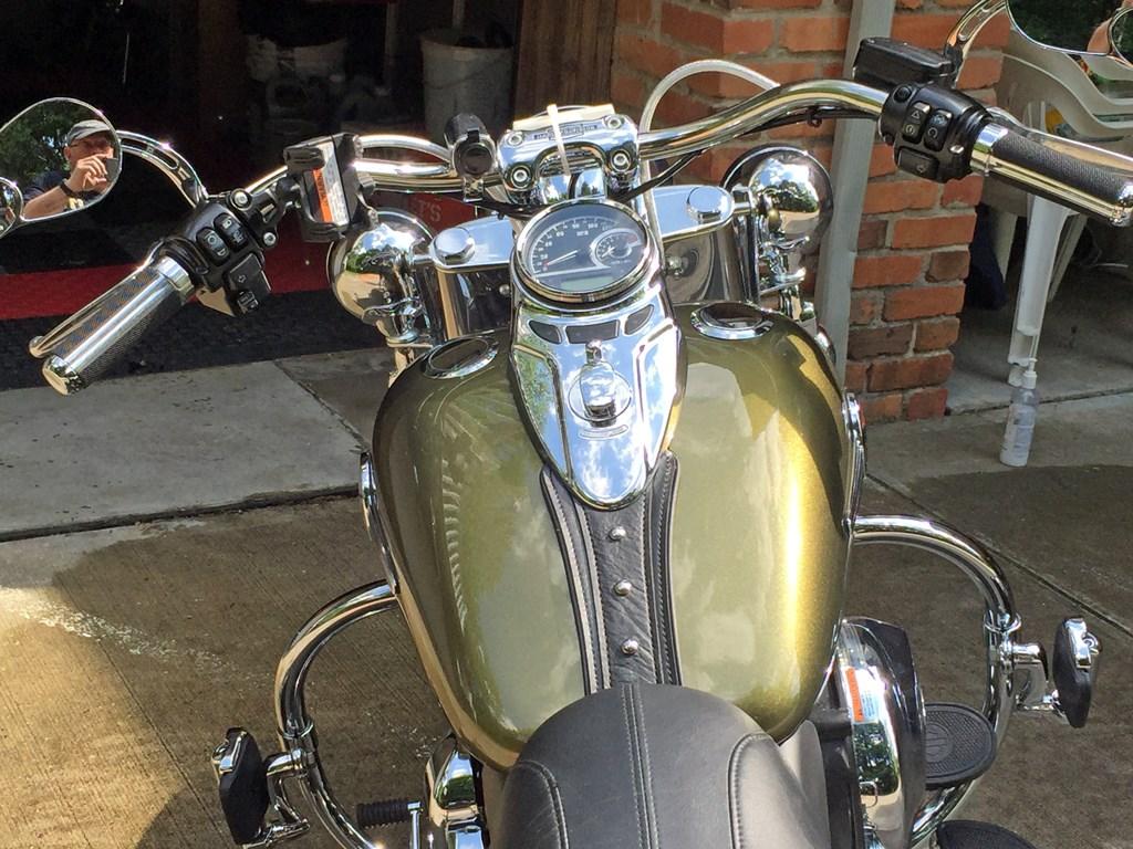 2016 Harley Davidson 174 Flstc Heritage Softail 174 Classic