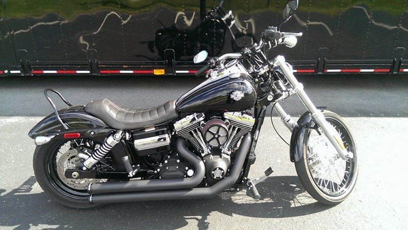 Photo of a 2010 Harley-Davidson® FXDWG Dyna® Wide Glide®