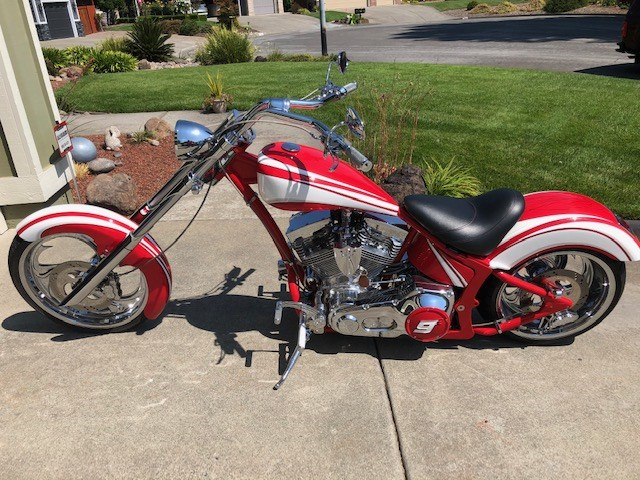 Photo of a 2007 Orange County Choppers (OCC)  Custom Softail