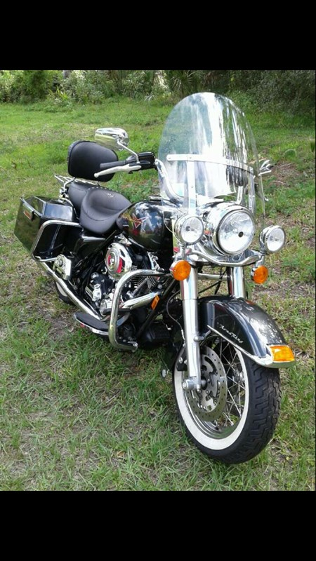 Photo of a 2008 Harley-Davidson® FLHR Road King®