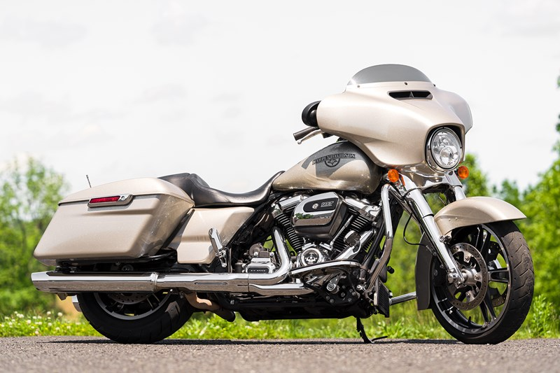 Photo of a 2018 Harley-Davidson® FLHX Street Glide®