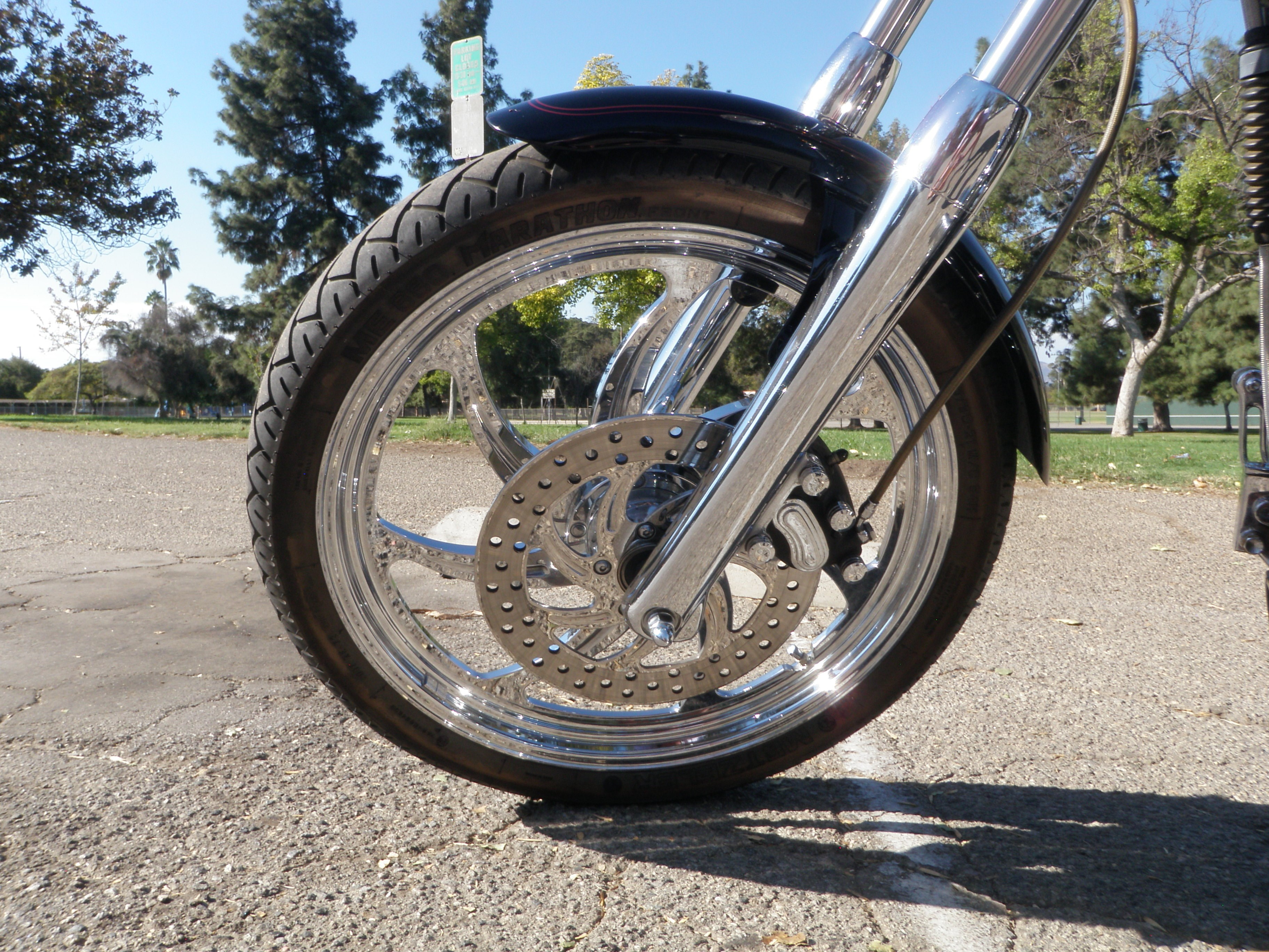2017 Harley Dealer San Diego >> 2001 Harley-Davidson® FXSTD/I Softail® Deuce™ (Midnight Black), Woodland Hills, California ...