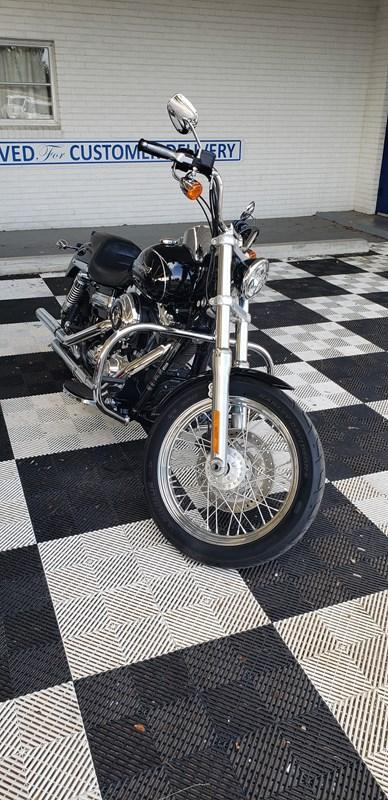 Photo of a 2011 Harley-Davidson® FXD Dyna® Super Glide®